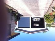 Seven meter x Five metre timber franed garage
